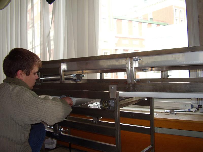 Монтаж ленточных конвейеров ковшовый элеватор фото